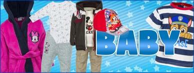 Groothandel in babykleding Disney