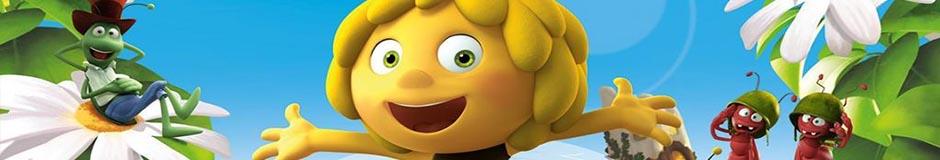 Maya the Bee kleding en producten voor kinderen groothandel
