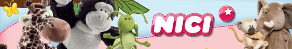 NICI originele pluche speelgoed groothandelaar