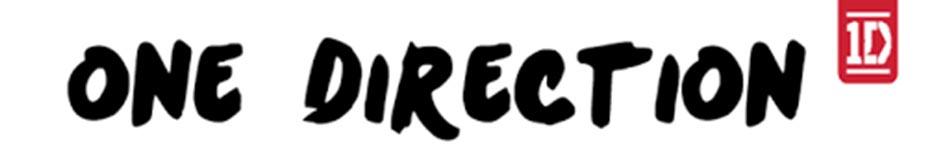 One Direction goederenleverancier
