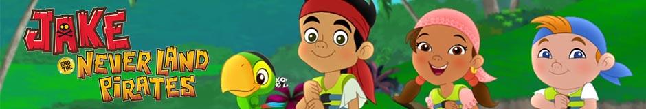 Pirate Jake kleding en producten voor kinderen en baby's groothandel