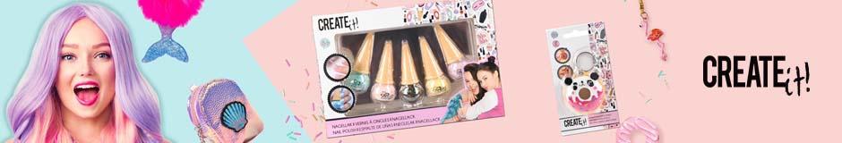 Make up cosmetica voor kinderen en jeugdgroothandel.
